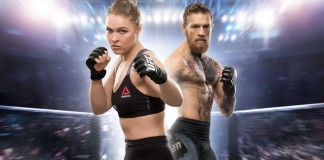 ronda rousey interview gamespot