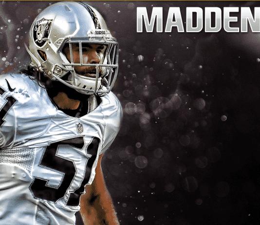 Madden 16 Connected Franchise Sleeper Cover Linebacker