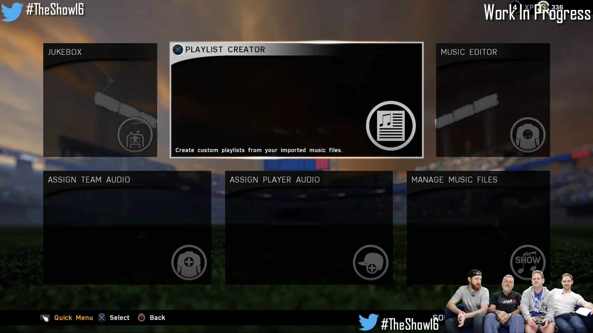 mlb the show 16 sounds of the show