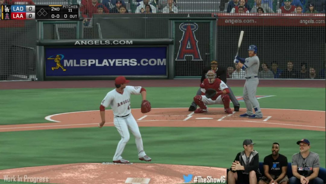 mlb the show 16 presentation commentary