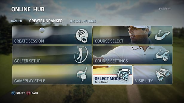 rory mcilroy pga tour turn based stroke february update