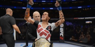 ea sports ufc 2 career mode