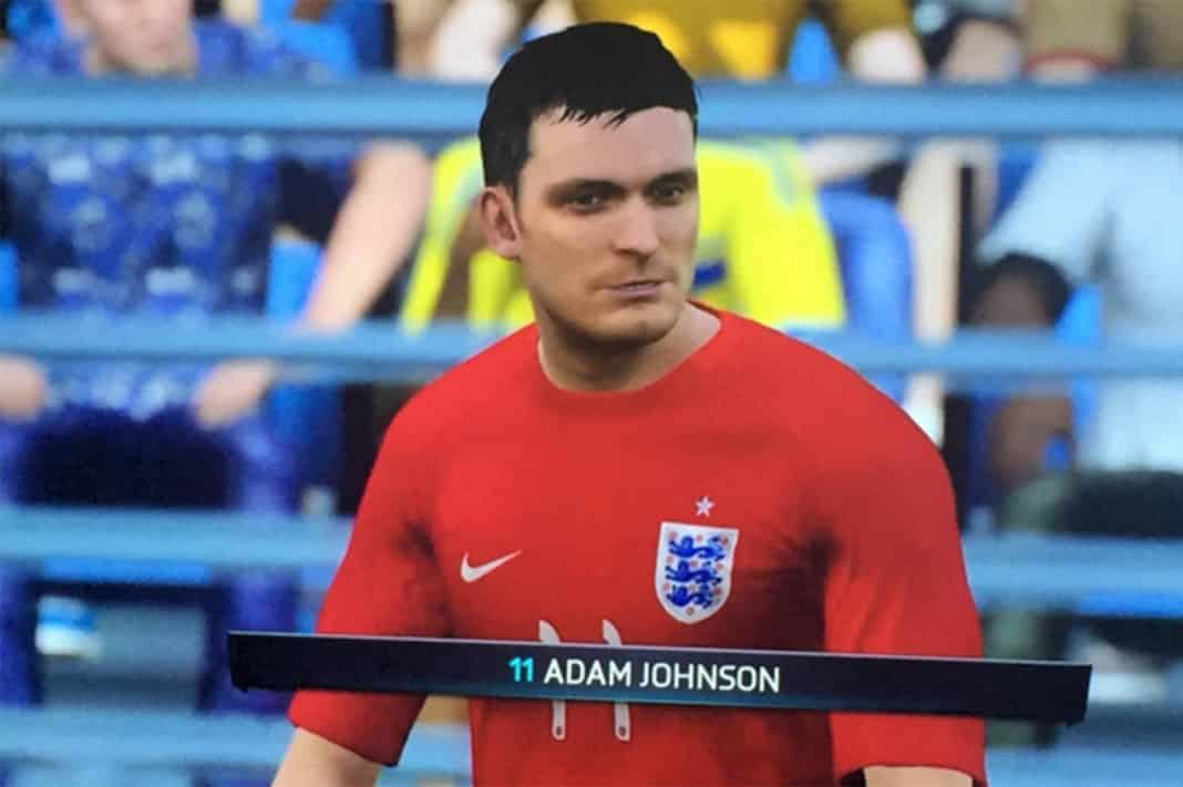 adam johnson fifa 16