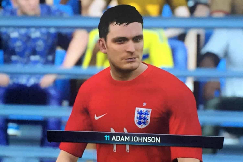adam johnson fifa 16