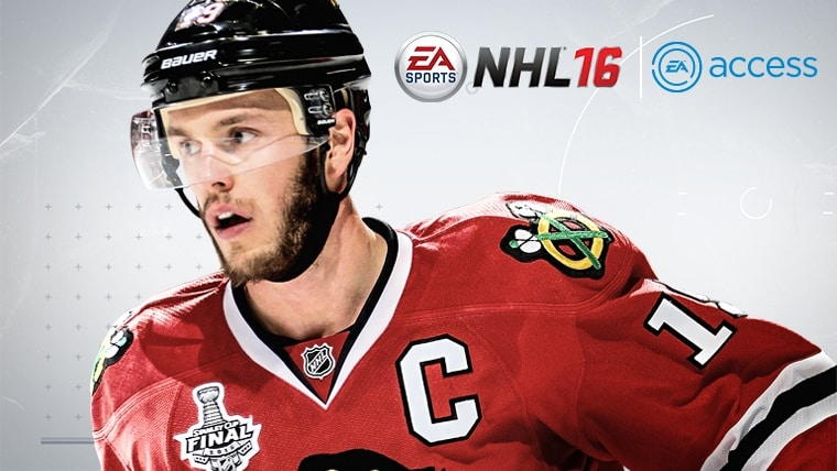 NHL 16 EA Access