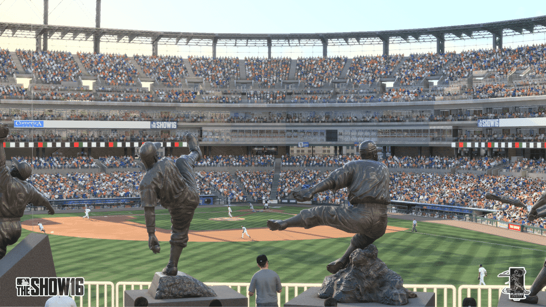 mlb the show 16 trophies statues