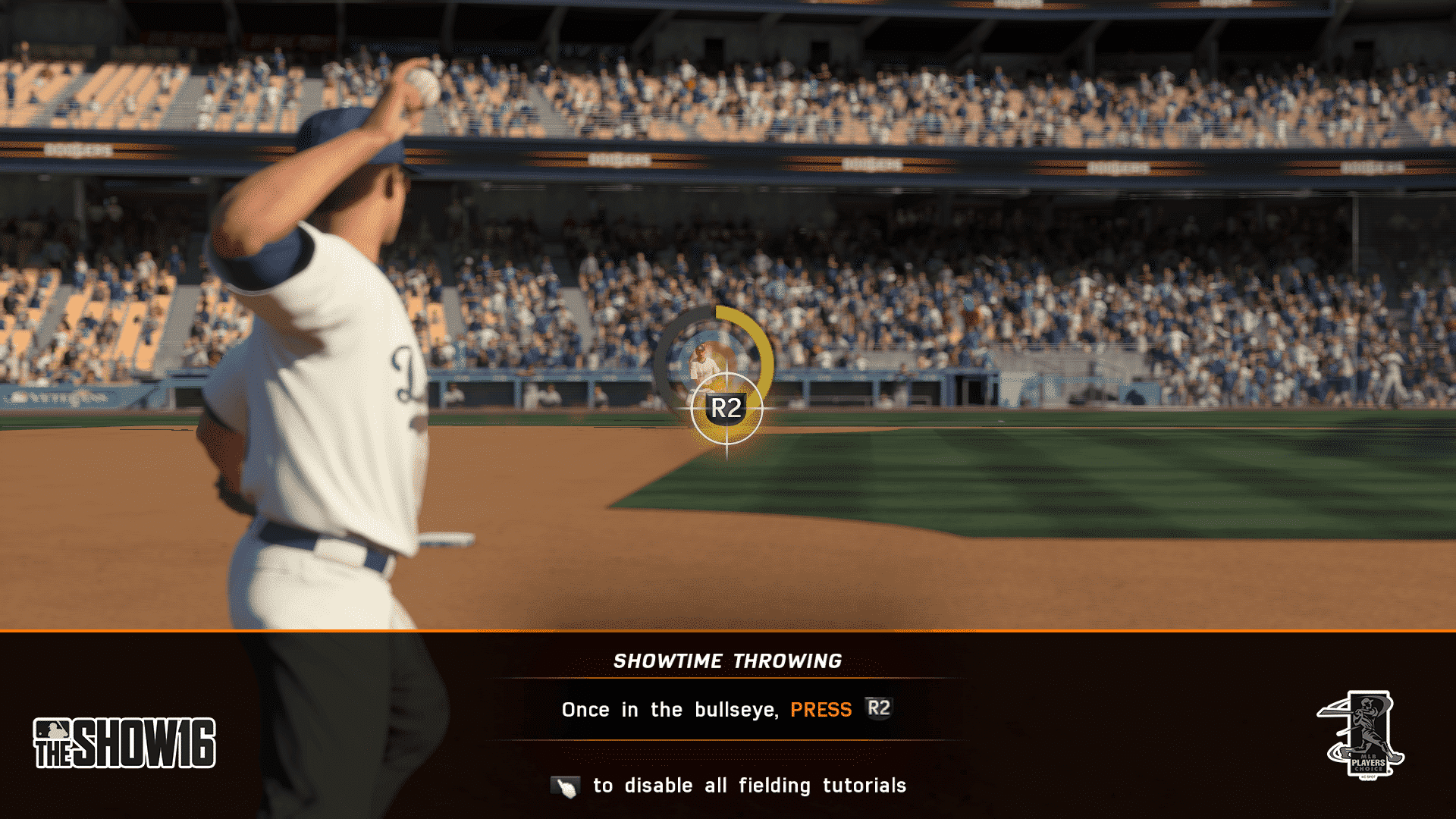 mlb 16 Showtime throwing tutorial