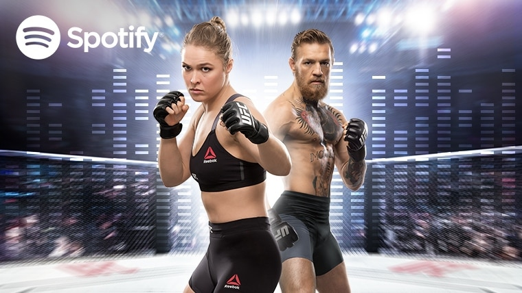 EA Sports UFC 2 Soundtrack