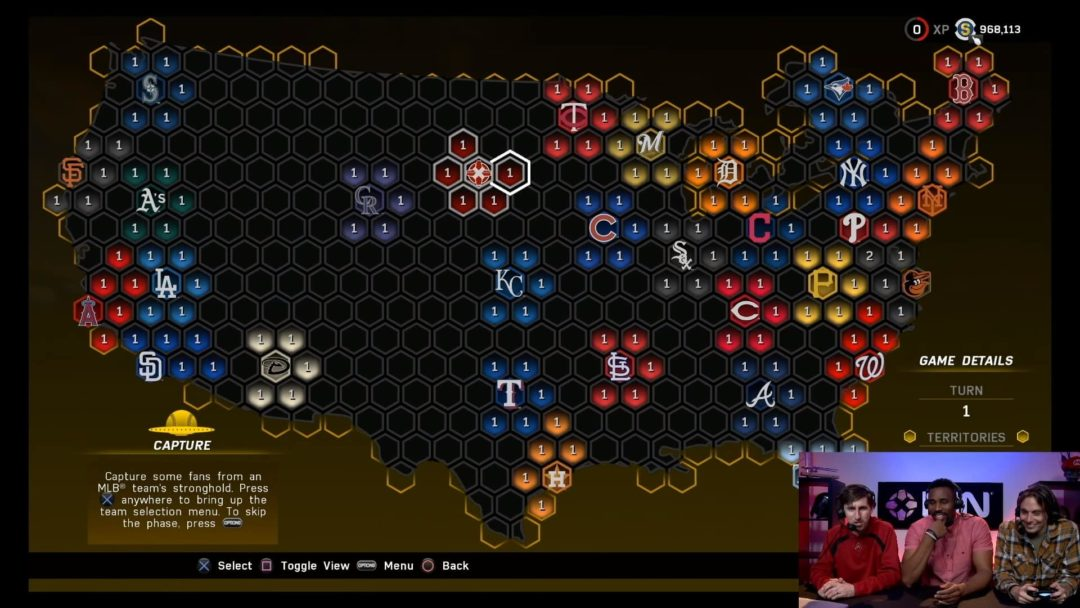 mlb the show 16 conquest ign