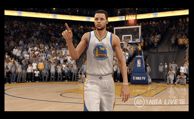 curry nba live update