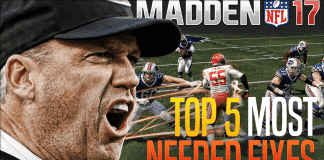 madden 17 most needed fixes