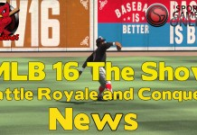 MLB The Show 16 Conquest