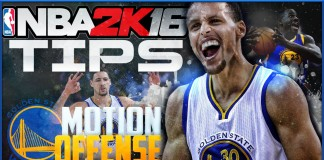 NBA 2K16 Tips Golden State Warriors