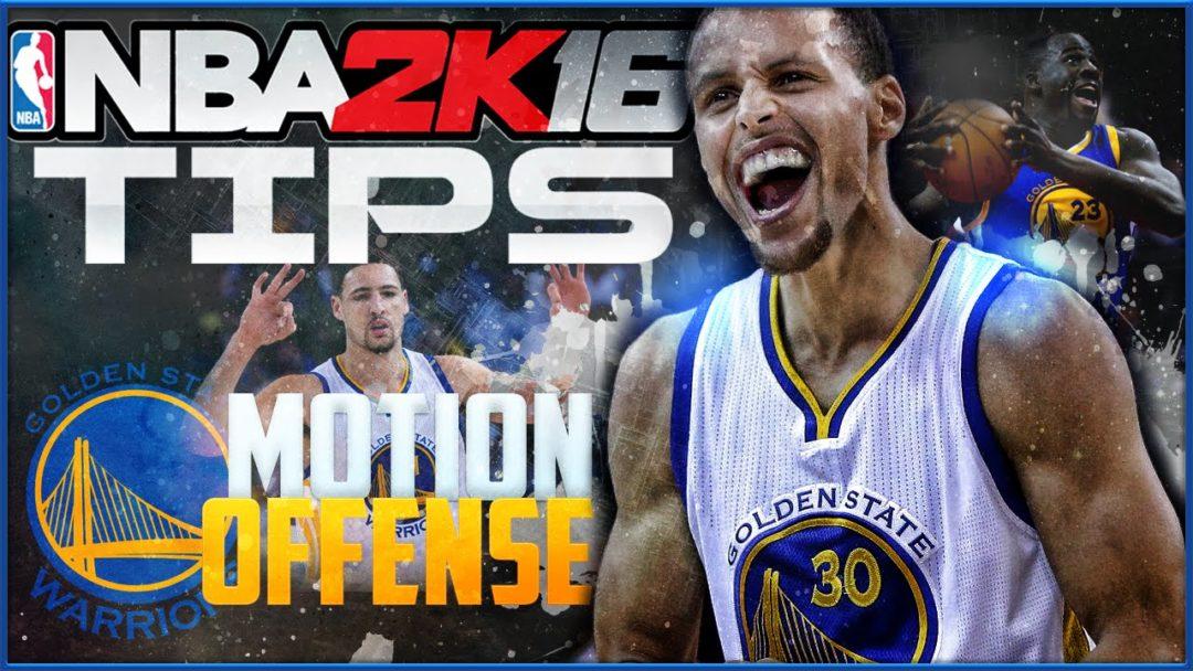 NBA 2K16 Tips Golden State Warriors