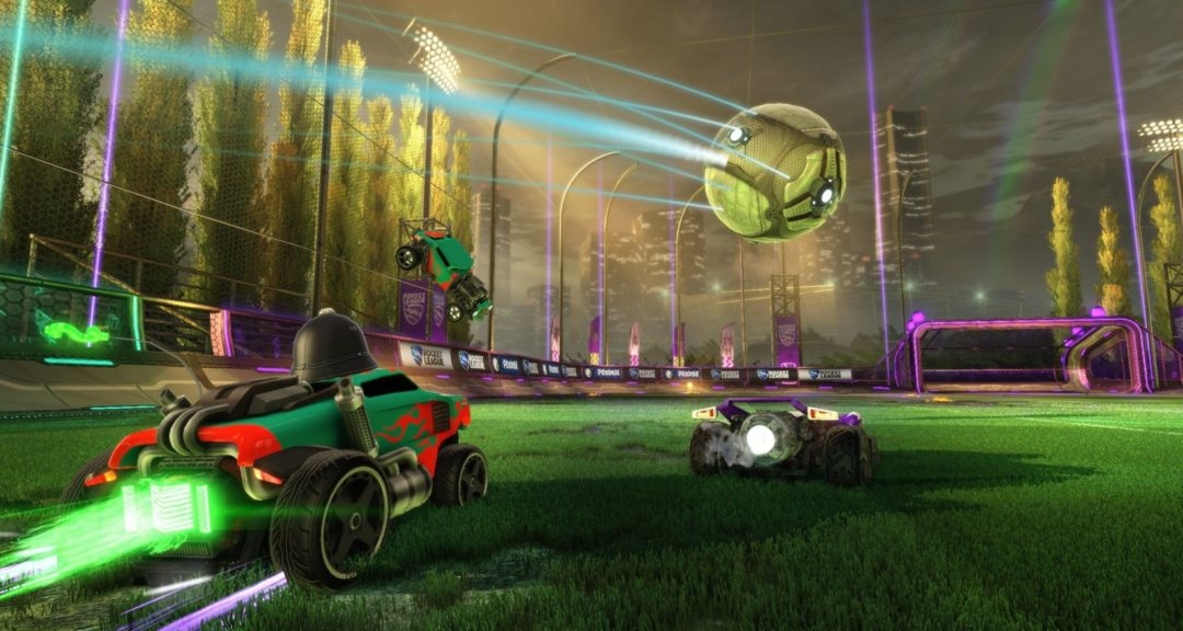 rocket league xbox one pc cross platform