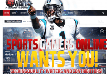 Sports Gamers Online Wants You CAM Newton