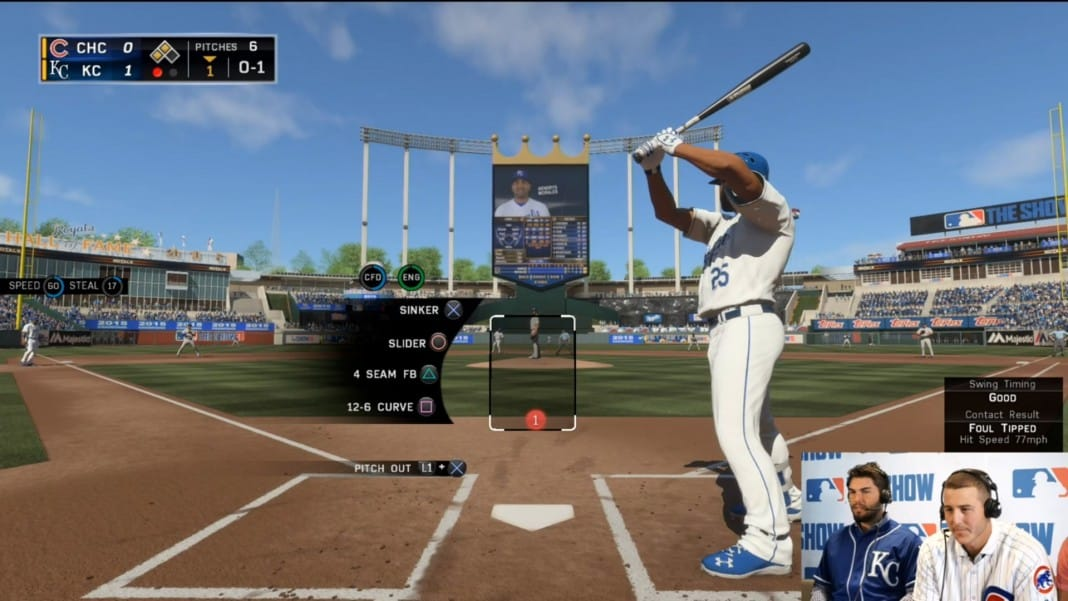 mlb the show 16 stream ign anthony rizzo eric hosmer