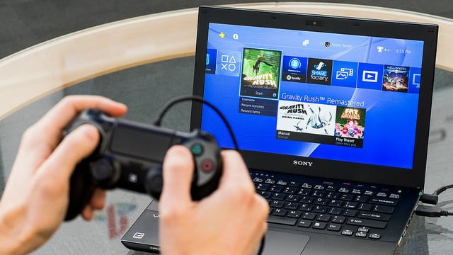 ps4 update 350 pc remote play