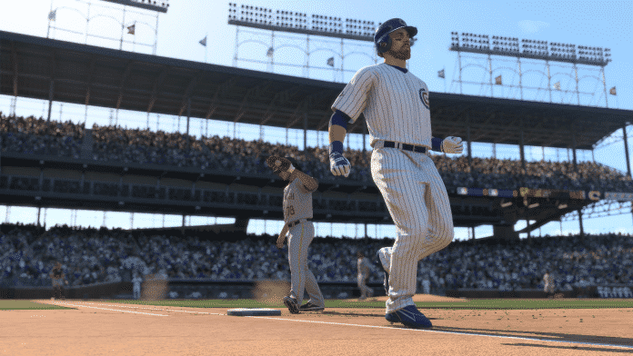 MLB The Show 16 Patch Cubs Day