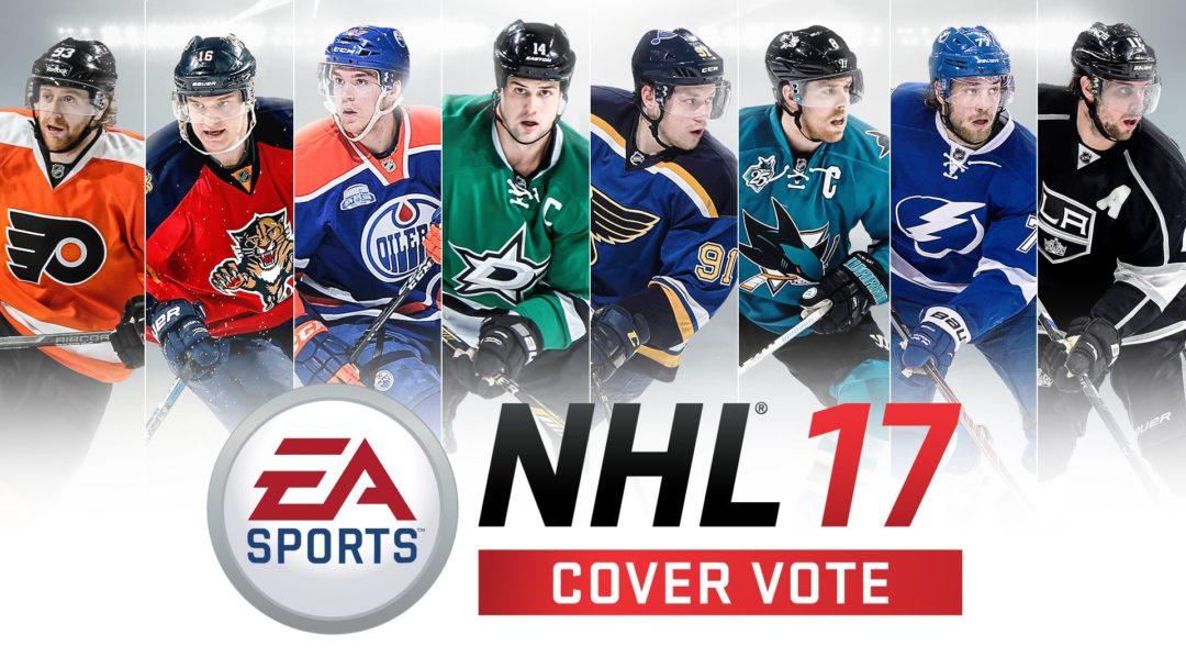 nhl 17 cover vote