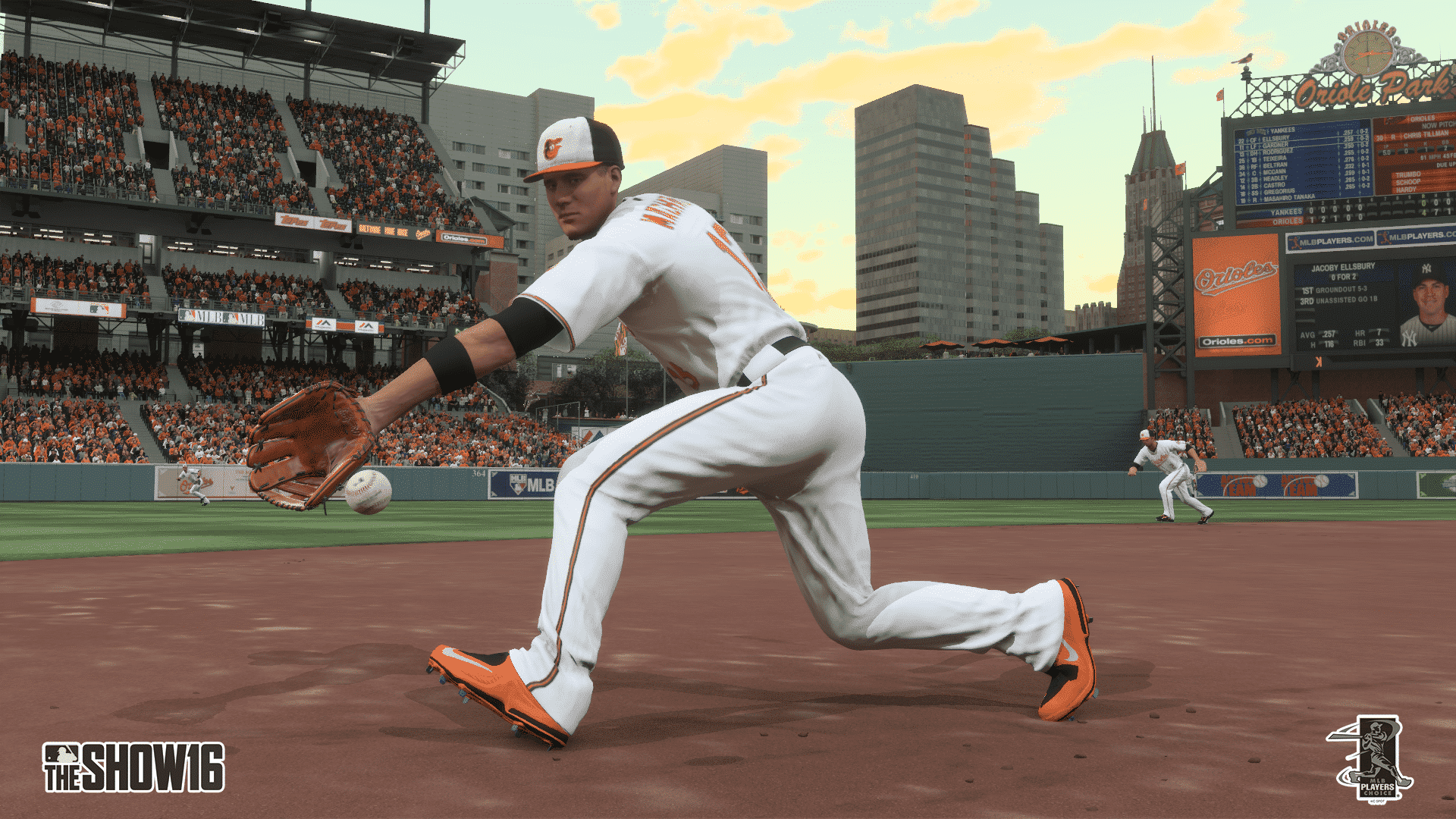 MLB The Show 16 Roster Update 4-18