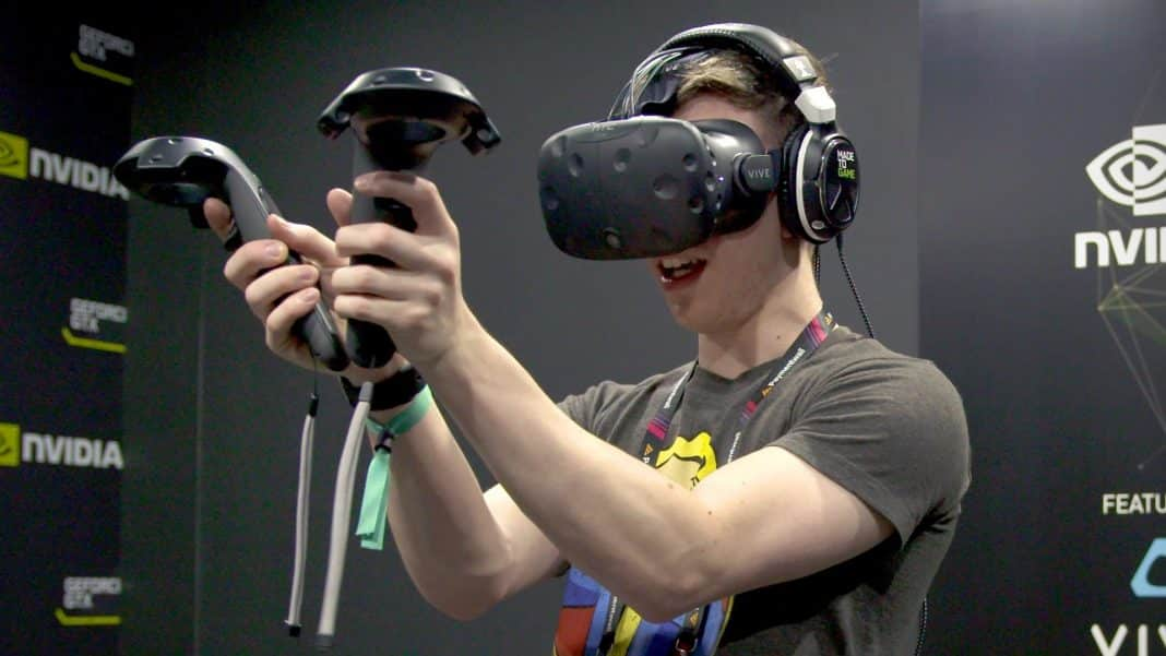 PAX East 2016 Virtual Reality