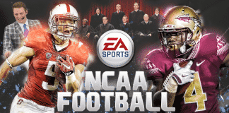 ea sports ncaa football latest details