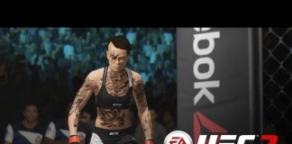UFC 2 Create A Fighter Contest