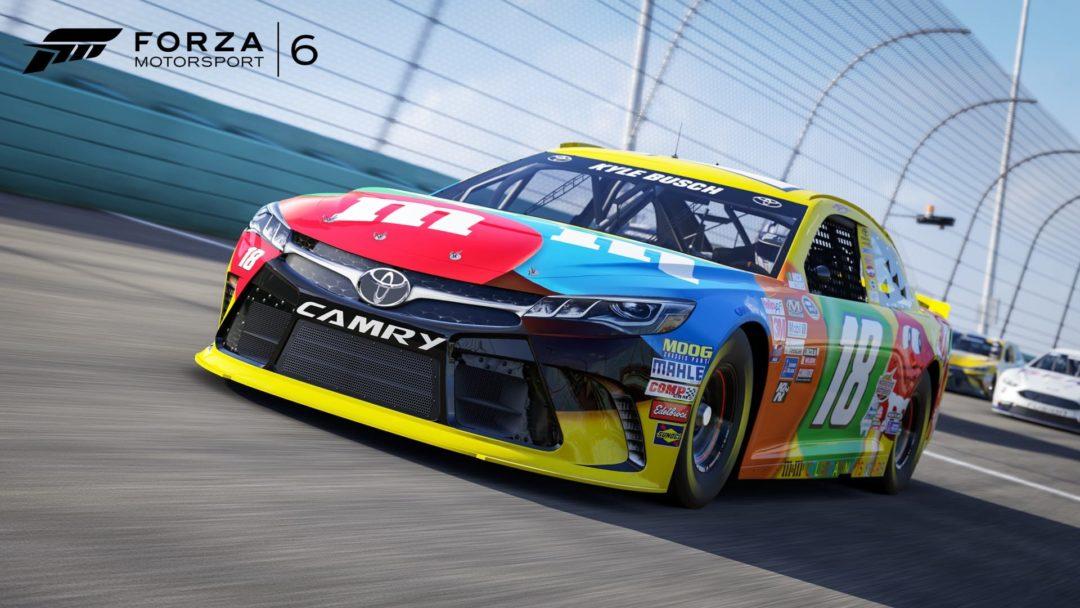 Forza Motorsport 6 patch