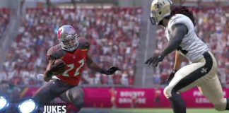 Madden 17 Gameplay Trailer Juke Moves