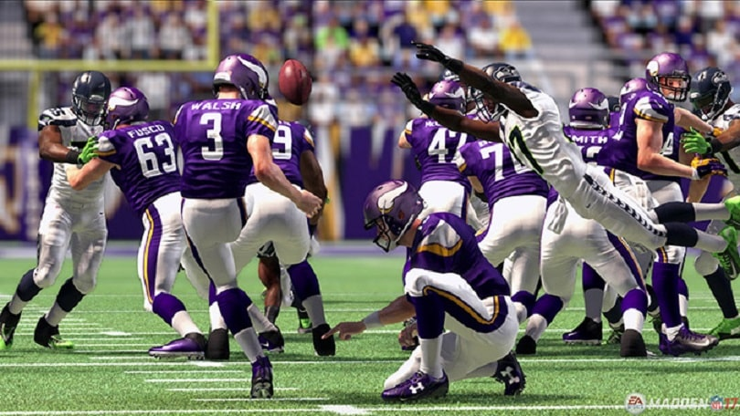 madden 17 gameplay improvements special teams catch outcomes ball physics