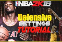 nba 2k16 defensive tips defensive settings