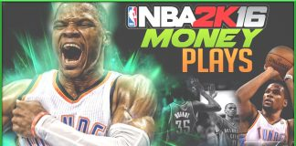 NBA 2K16 Offensive Tips Money Plays OKC