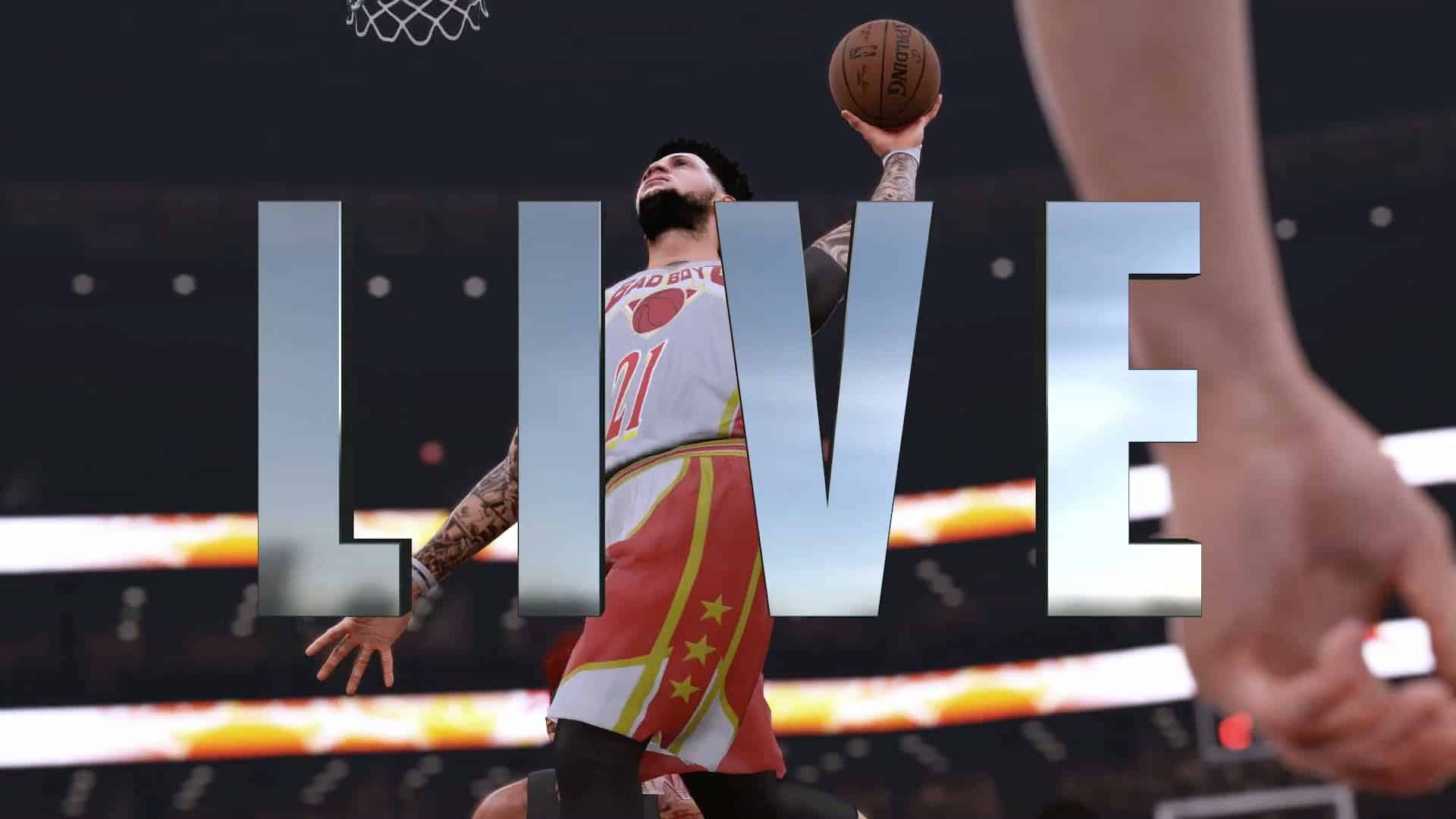 nba 2k16 road to the finals 2k streamcast