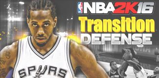 nba 2k16 defensive tips transition defense