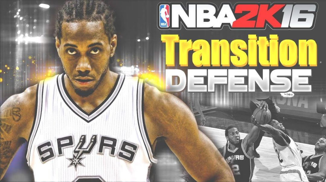 nba 2k16 defensive tips transition defense