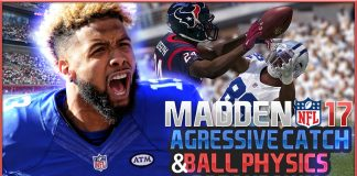 madden 17 aggressive catch and ball physics breakdown