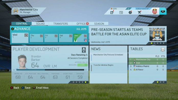 fifa 16 career mode tips