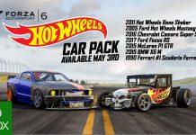 Forza Motorsport 6 Hot Wheels