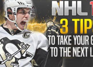 NHL 16 tips