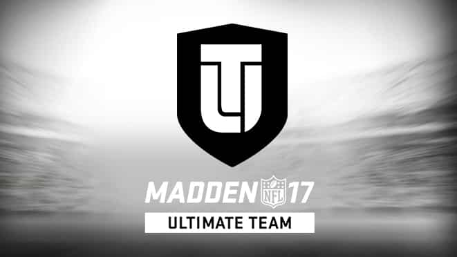 Madden 17 Ultimate Team head start