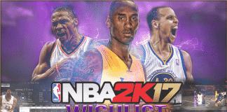 NBA 2K17 Wishlist