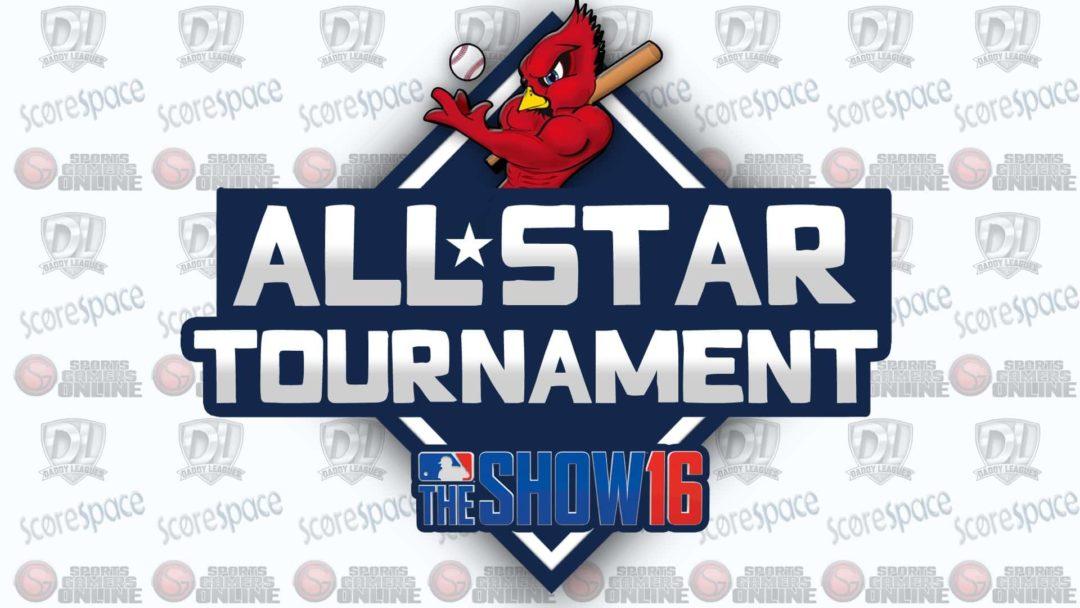 MLB The Show 16 All-Star Tournament