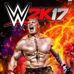 wwe 2k17 cover athlete brock lesner xbox 360