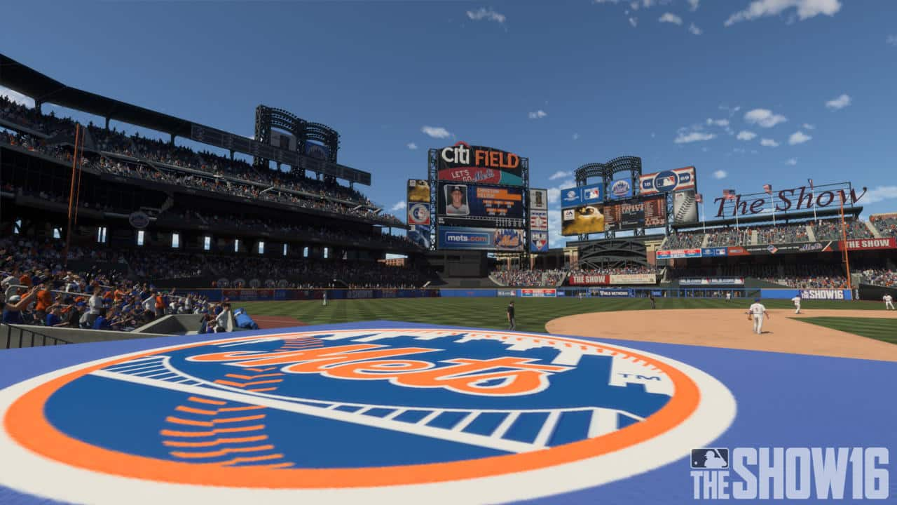 mlb the show 16 citi field