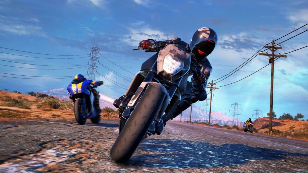 moto racer 4 preview e3 2016