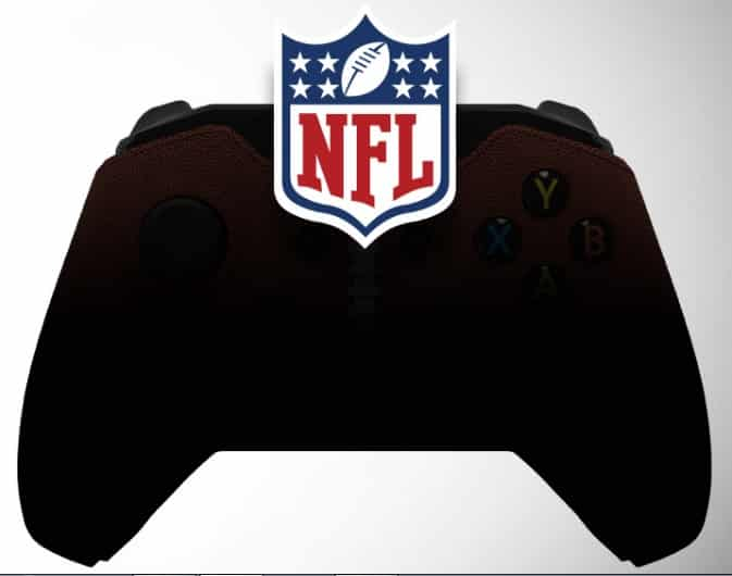PDP NFL Face Off controllers