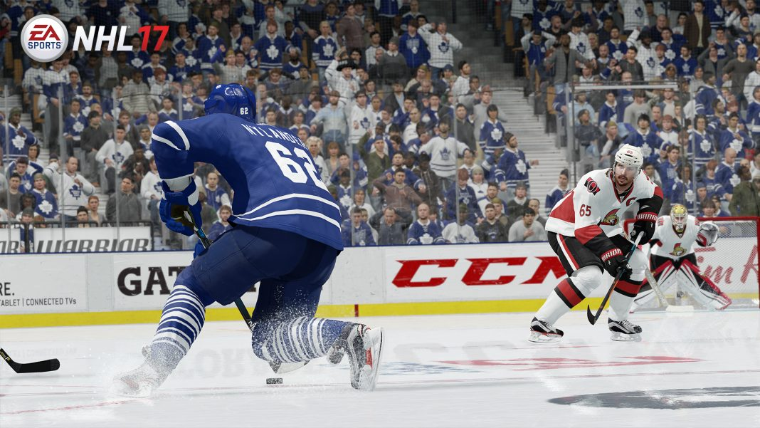 nhl 17 features