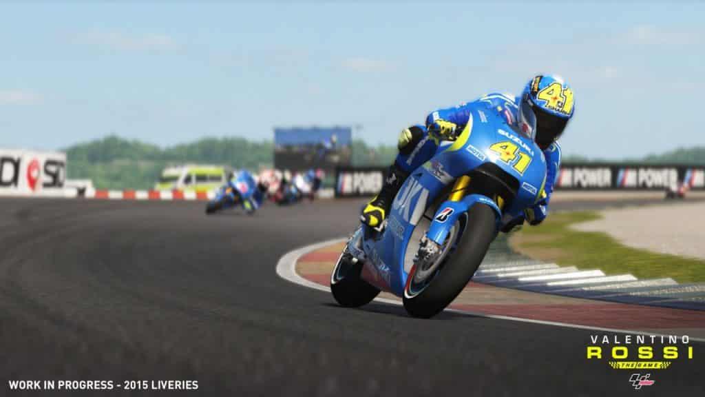 Valentino Rossi The Game MotoGP
