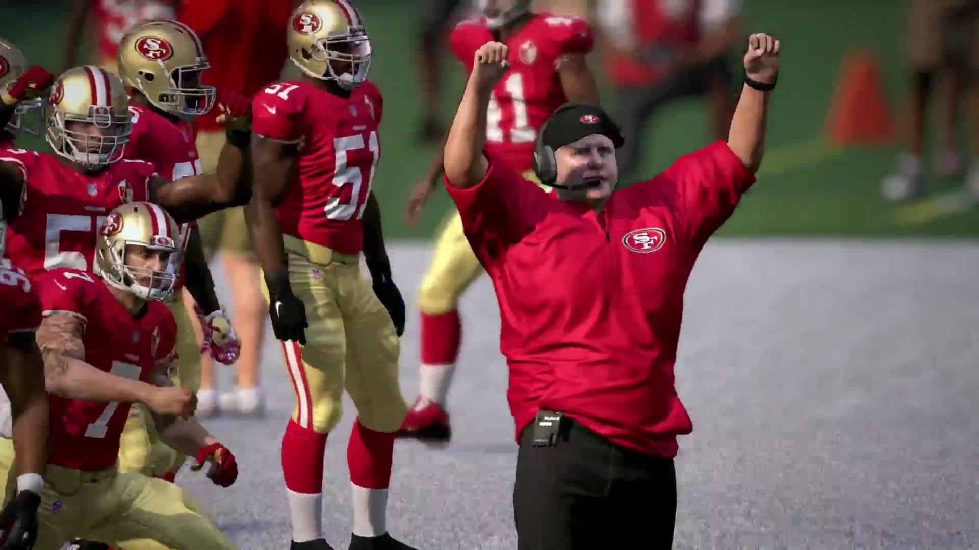 madden 17 connected franchise mode